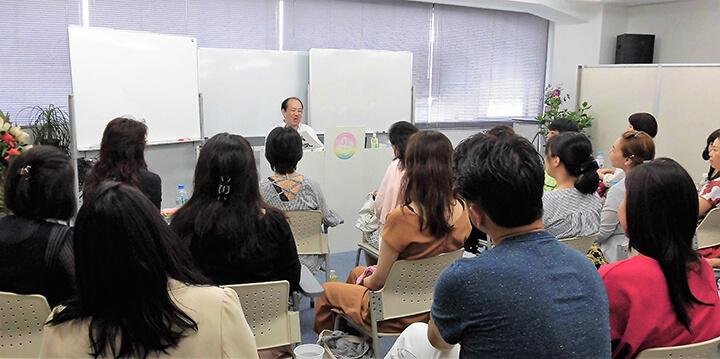 大井健講師のワンデイコース