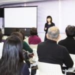 重城優子講師によるプチセミナー