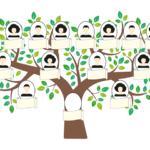 家系図のイメージ