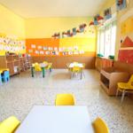 明るいイメージの幼稚園