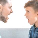 親子の喧嘩